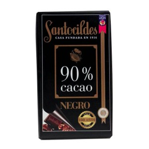 Chocolate Negro 90% cacao