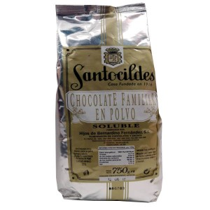 Chocolate en Polvo Soluble