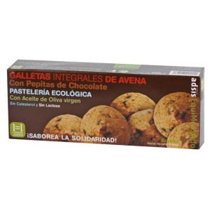Galletas Integrales de Avena