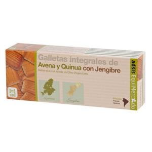 Quinoa y Avena con jengibre