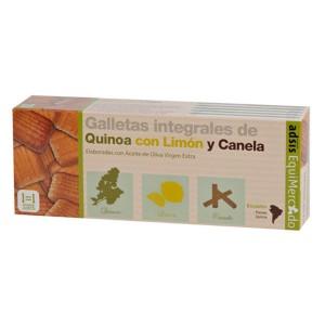 Quinoa con Limón y Canela