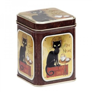 Lata Gato Negro 100 gr.