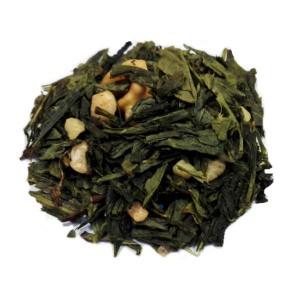 Té verde Delicias de Nuez