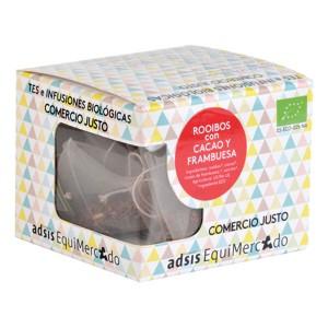 Rooibos con Cacao y Frambuesa