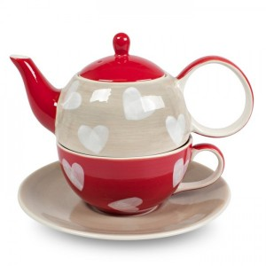 "Tea for One ""Love"""