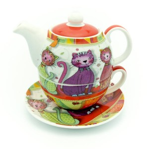 "Tea for One ""Evi"""