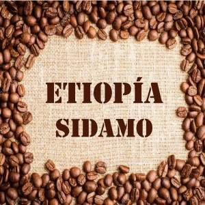 Café Arábica Natural Etiopía